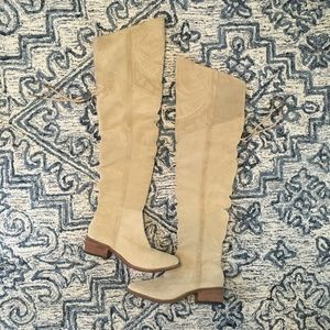 *HP* FREE PEOPLE Matisse Boots-Understated Leather